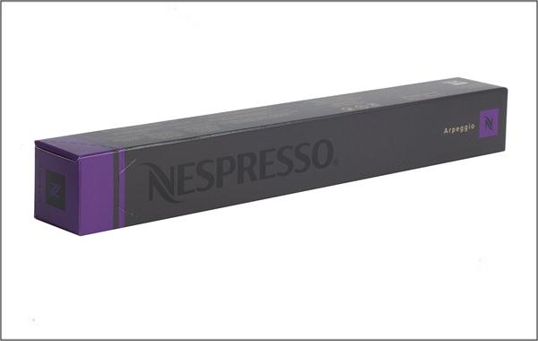 Arpeggio Best Nespresso Capsules