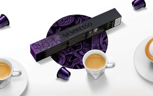 Arpeggio cup size orders Nespresso USA Intensity 5
