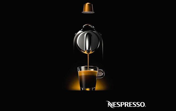 Nespresso cap pods coffee