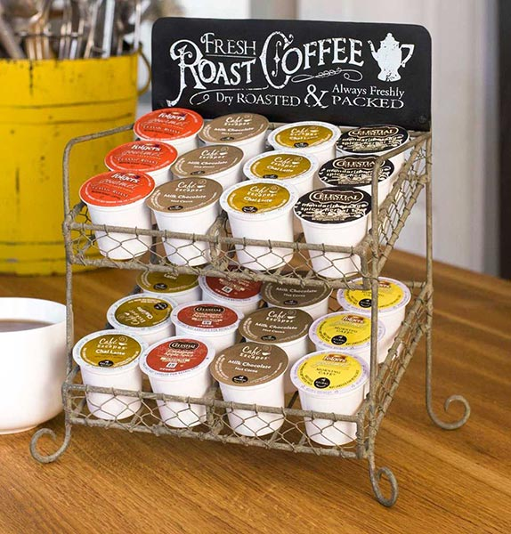 Variety pack K-Cups holders