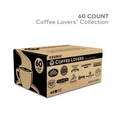 Keurig Coffee Lovers