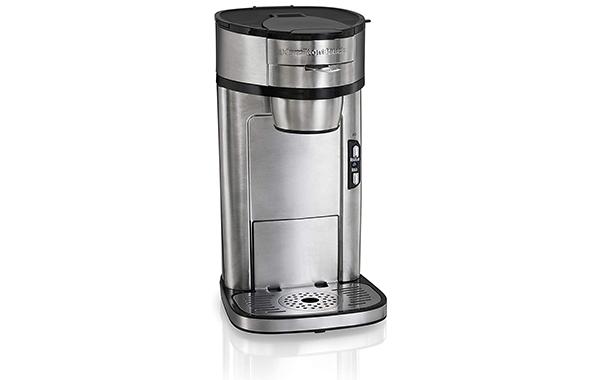 ground coffee cup coffee maker