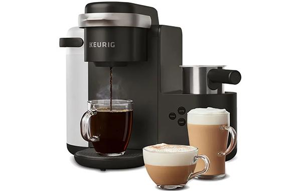 Keurig coffee maker K -cups coffee maker ground coffee