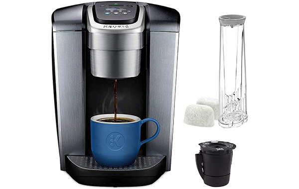 One coffee maker for K-cups
