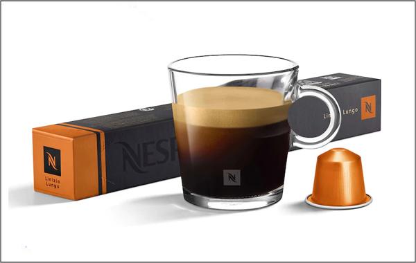 Nespresso pod Nespresso original