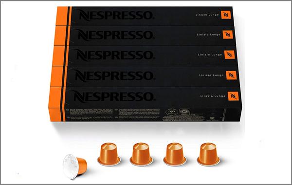 Linizio Lungo Best Nespresso