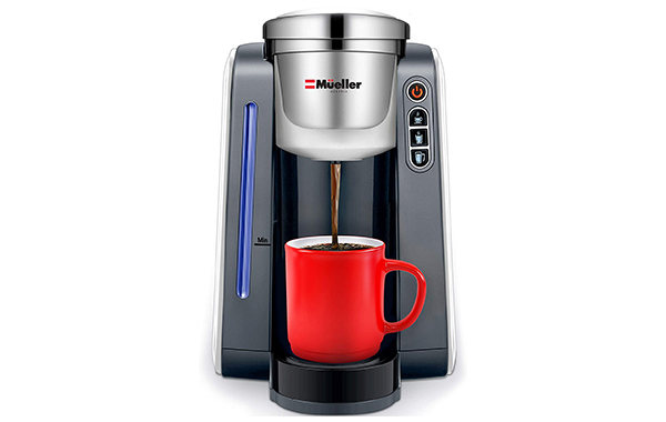 best coffee makers for K-cup and pods