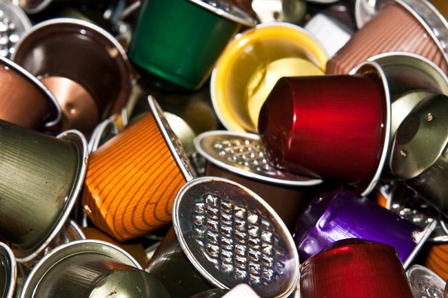 Coffee capsules