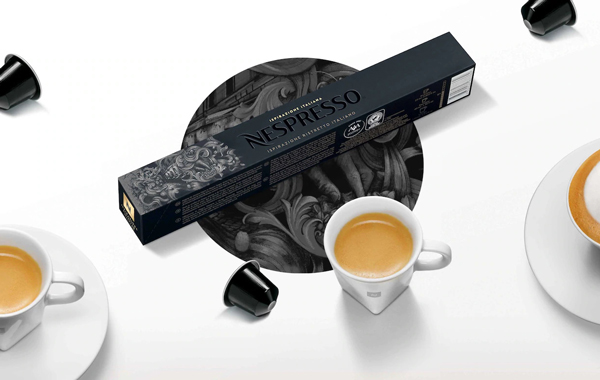Ristretto cup size orders
