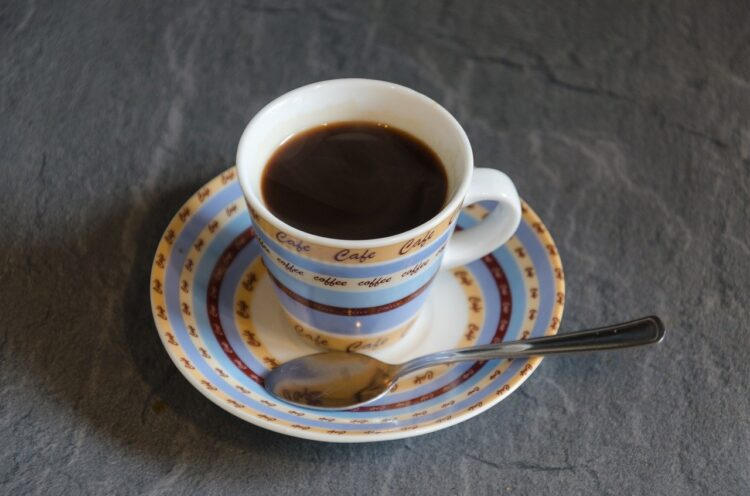 cup of coffee that's smaller than 8 ounces