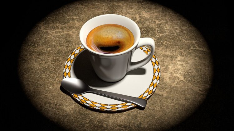 cup of sour coffee