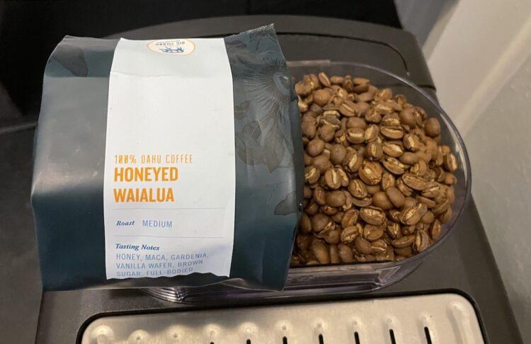 hawaiian coffee grown in oahu