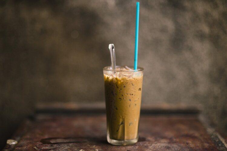 fancy coffee drink that doesn't taste like coffee